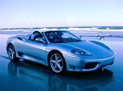 Image of Ferrari 360 Spider