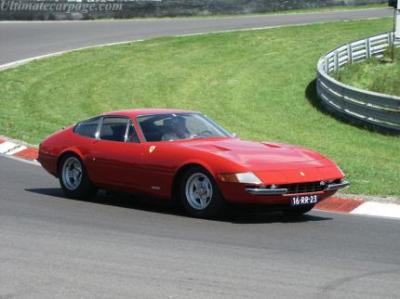 Image of Ferrari 365 GTB/4 'Daytona'