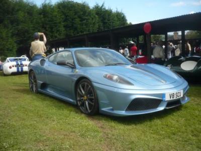 Image of Ferrari 430 Scuderia
