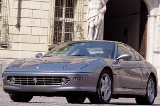 Ferrari 456 Gt Specs 0 60 Quarter Mile Lap Times Fastestlaps Com