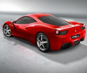 Picture of Ferrari 458 Italia