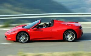 Photo of Ferrari 458 Italia Spider