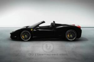 Picture of Ferrari 458 Italia Spider