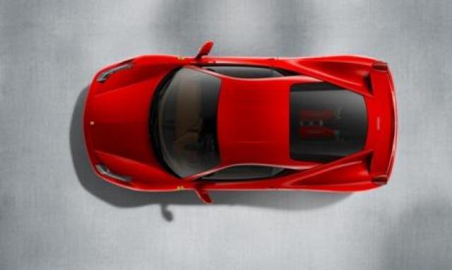 Image of Ferrari 458 Italia