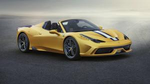 Photo of Ferrari 458 Speciale A