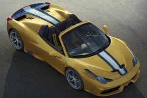 Picture of Ferrari 458 Speciale A
