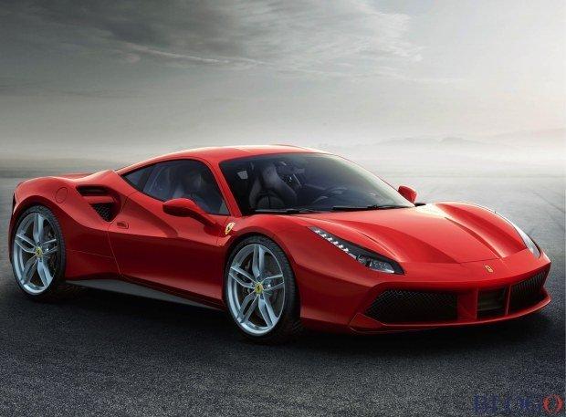 0 60 Ferrari 488 Spider