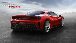 Photo of Ferrari 488 Pista