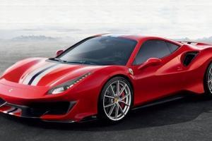 Picture of Ferrari 488 Pista