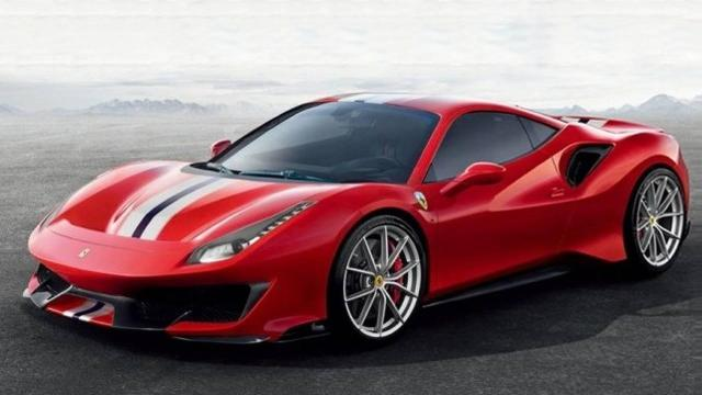 Image of Ferrari 488 Pista
