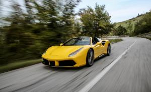 Photo of Ferrari 488 Spider
