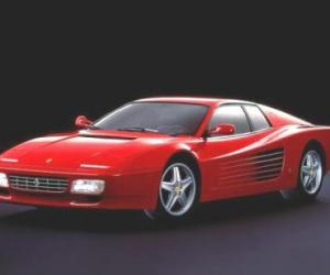 Picture of Ferrari 512 TR