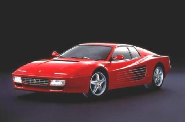Ferrari 512 Tr Laptimes Specs Performance Data