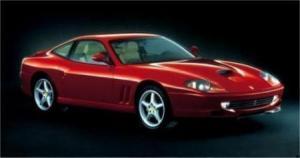 Photo of Ferrari 550 Maranello