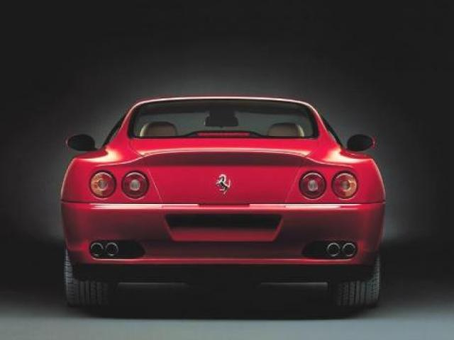 Image of Ferrari 550 Maranello
