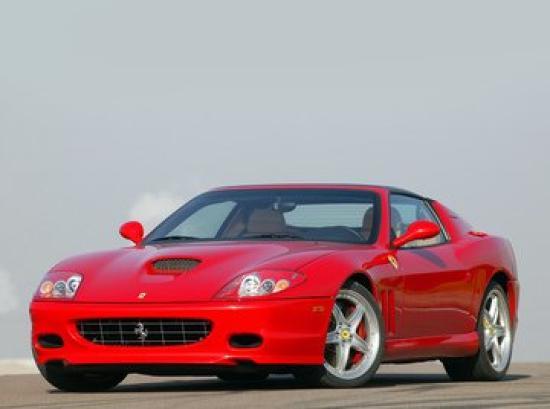 Image of Ferrari 575 Superamerica
