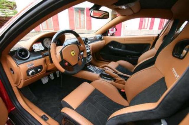 Image of Ferrari 599 GTB Fiorano HGTE