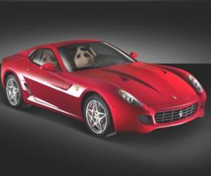 Picture of Ferrari 599 GTB Fiorano