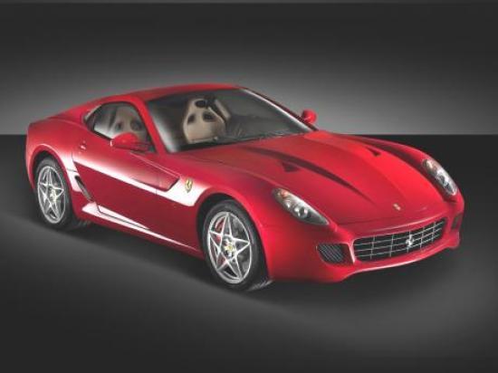 Image of Ferrari 599 GTB Fiorano