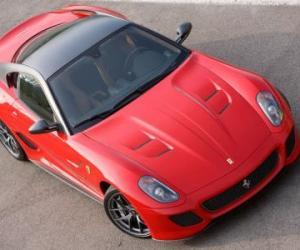Picture of Ferrari 599 GTO