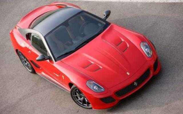 Image of Ferrari 599 GTO