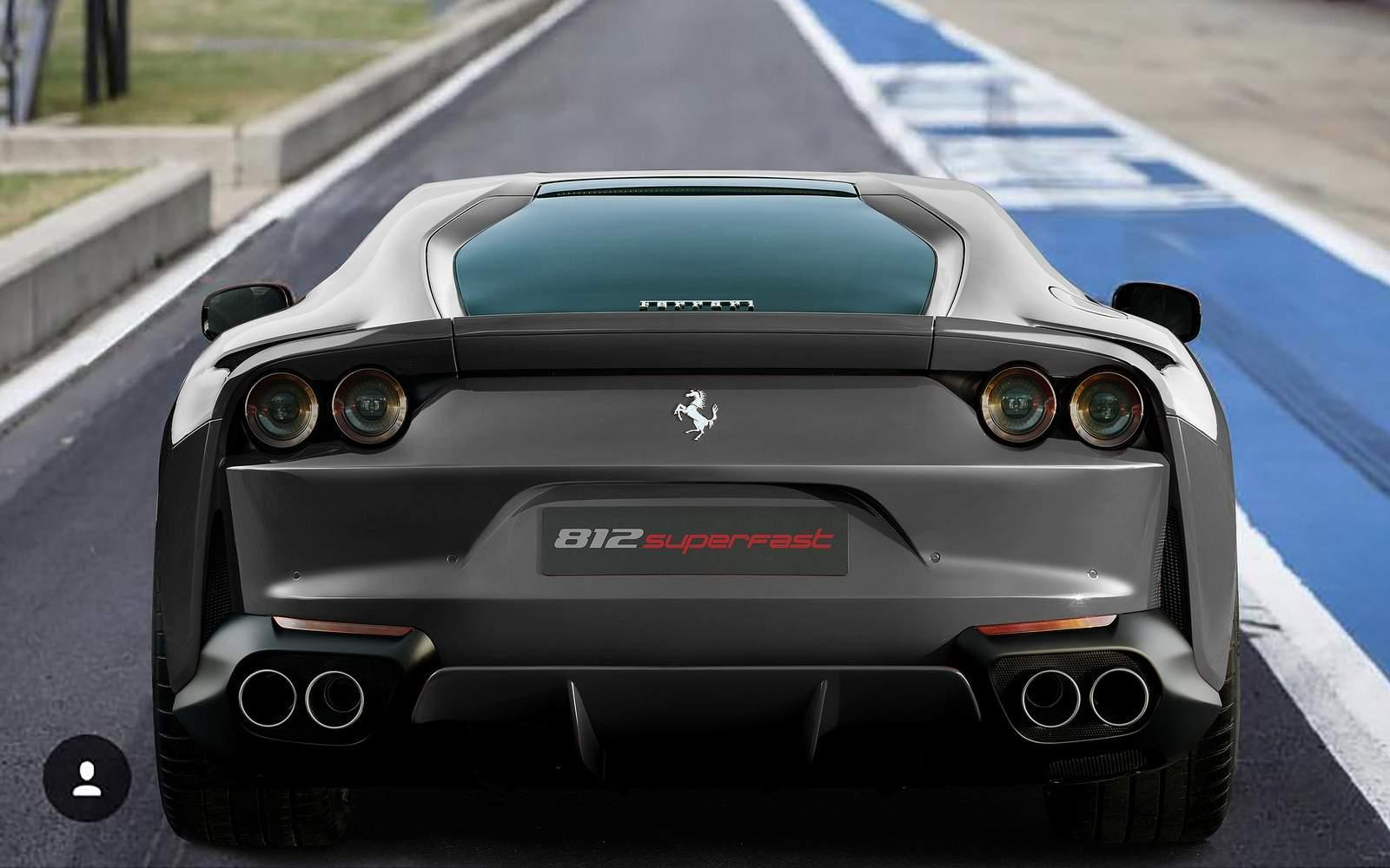 Ferrari 812 Superfast laptimes, specs, performance data ...