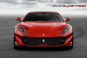 Picture of Ferrari 812 Superfast