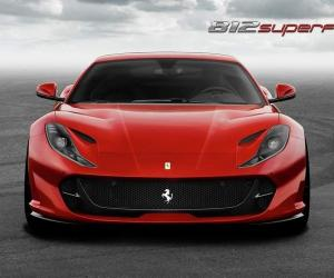 Picture of Ferrari 812 Superfast