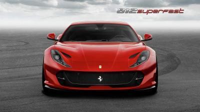 Image of Ferrari 812 Superfast