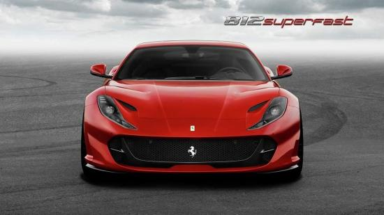 Image of Ferrari 812 Superfast