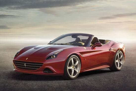 Image of Ferrari California T