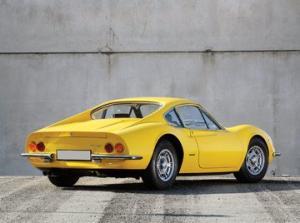 Photo of Ferrari Dino 206 GT