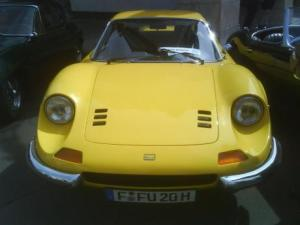 Photo of Ferrari Dino 246 GTS