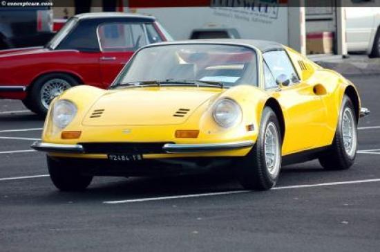 Image of Ferrari Dino 246 GTS
