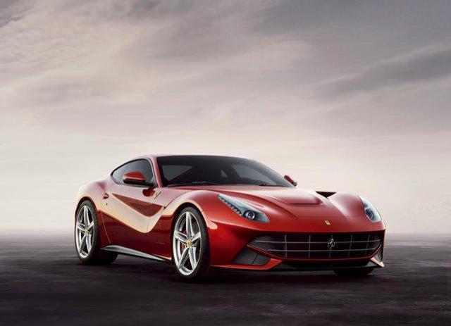 Image of Ferrari F12 Berlinetta
