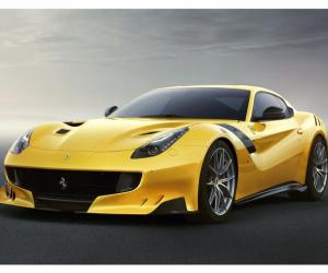 Picture of Ferrari F12 TDF