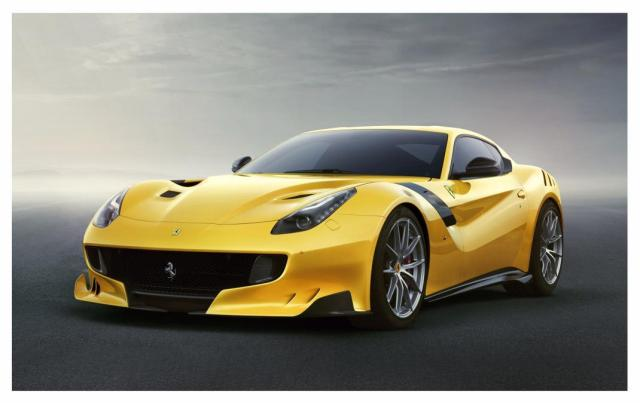 Image of Ferrari F12 TDF