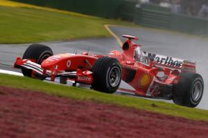 Picture of Ferrari F2004
