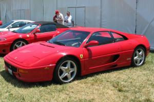 Photo of Ferrari F355
