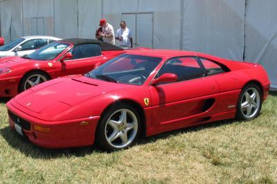 Image of Ferrari F355