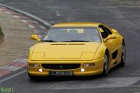 Cover for Ferrari F355 have old but important Nürburgring lap time