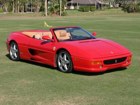 Image of Ferrari F355 Spider