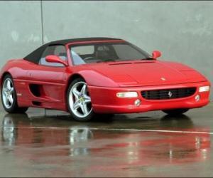 Picture of Ferrari F355