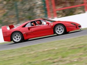 Photo of Ferrari F40