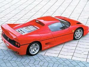 Photo of Ferrari F50