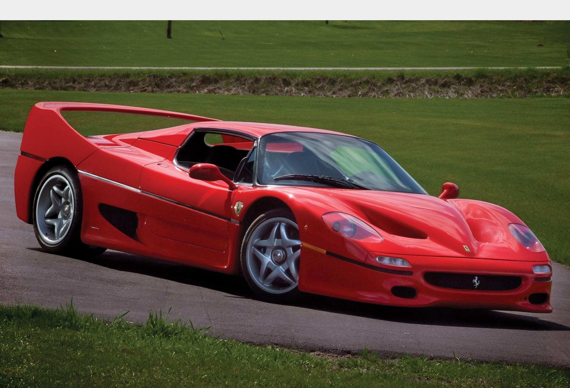Ferrari F50 Specs 0 60 Quarter Mile Lap Times Fastestlaps Com