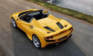 Photo of Ferrari F8 Spider