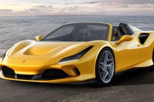 Picture of Ferrari F8 Spider