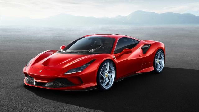 Image of Ferrari F8 Tributo
