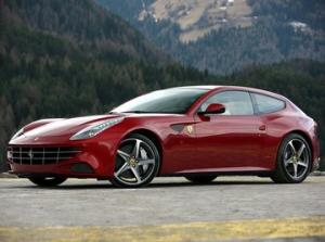 Photo of Ferrari FF